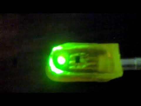 DIY Magnetic Bassdrum Trigger Test in Epoxy Resin