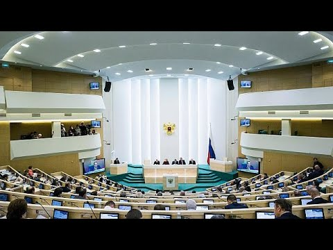 Russia's Uper House 'approves foreign agent bill'