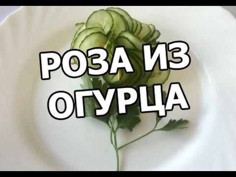 Украшение салатов. Копилка идей красивых салатов