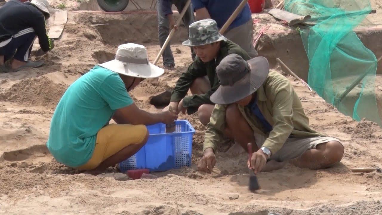 Phát hiện các di tích, di vật văn hóa tiền Sa Huỳnh tại Bình Thuận