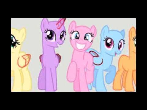 Картинки Манекены Пони 6 Пони