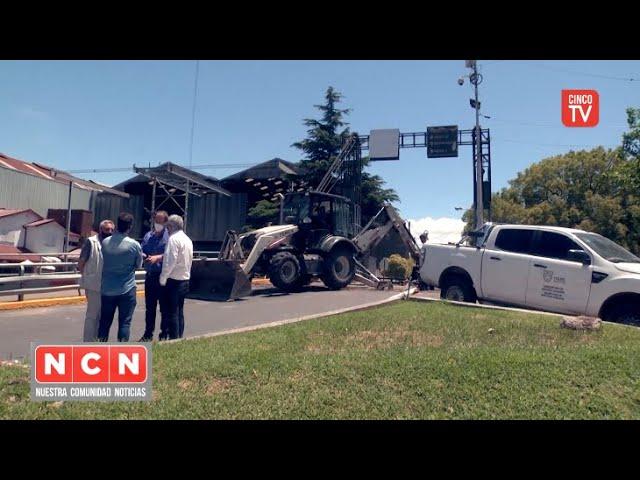 CINCO TV - Continúan las obras de infraestructura en el Municipio de Tigre