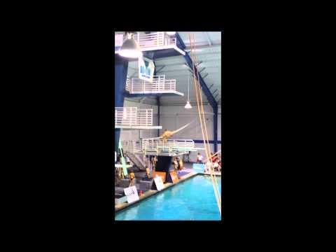 Max Fowler USA Diving Nationals 2015 11U Boys Platform