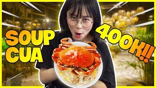 Khủng khiếp ly súp 400k????? || THY ƠI MÀY ĐI ĐÂU ĐẤY ???