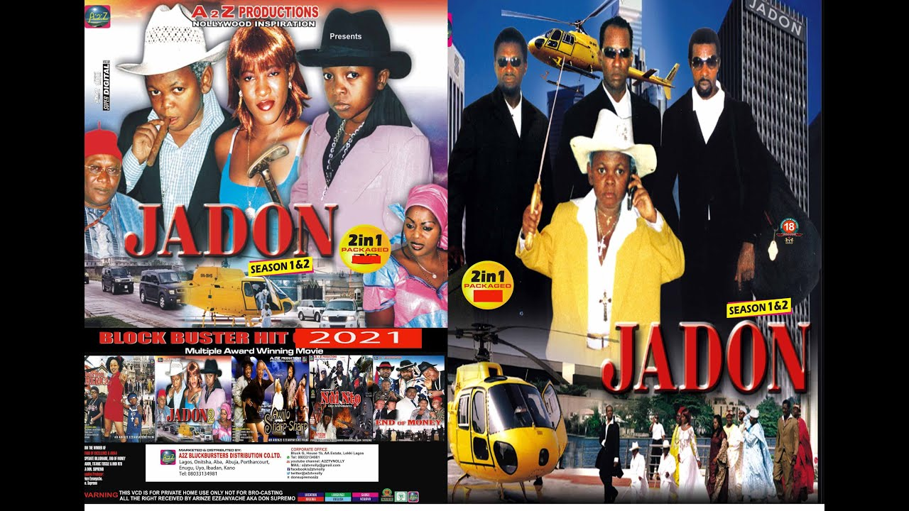 Download JADON   SEASON 1& 2  BIGGEST MOVIE BY AKI AND PAW PAW NEW NOLLYWOOD MOVIE 2021 AFRICA AWARD WIN FILM