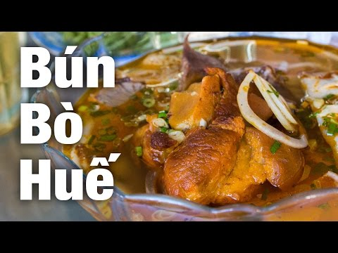 Bun Bo Hue – A Vietnamese Food You Must Eat