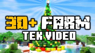 Minecraft İçin İhtiyacın Olan 30 Farm Tek Bir Videoda !!! 👌