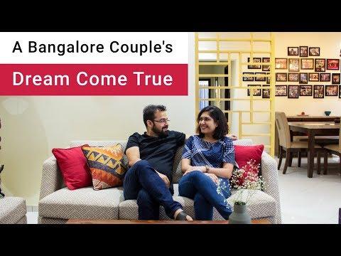 Neetika & Mohit | Livspace Interior Design In Bangalore