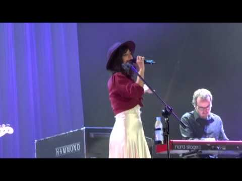 Katie Melua  A moment of madness, Lublin Arena 03092015, Poland