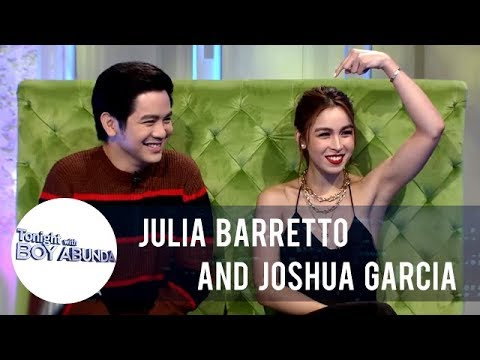 TWBA: Julia worries about Joshua when they are apart