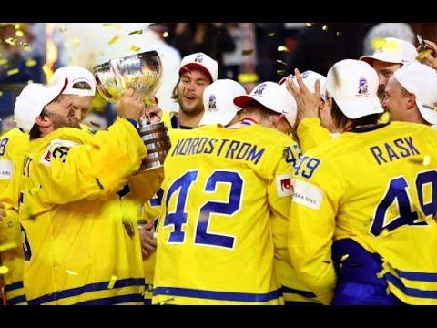 NHL News – Sweden Wins Gold