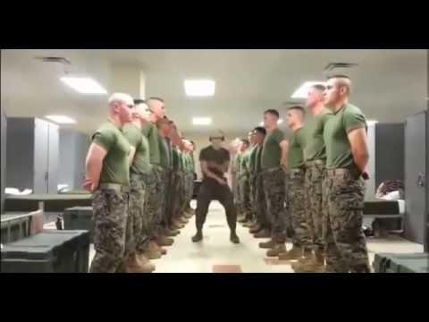 Harlem Shake Marines