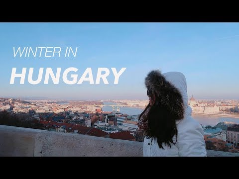 Travel Vlog & Visual Diary: Exploring Hungary | Budapest & More 🇭🇺