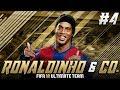 Powitajmy CAVANIEGO! - FIFA 18: RONALDINHO & CO.  [#4]