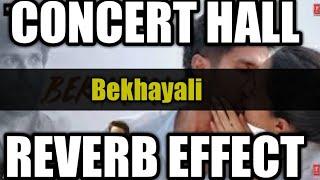 bekhayali-song-arijit-singh-kabir-singh-concert-hall-audio-song-8d-surrounded-audio-hs-audio