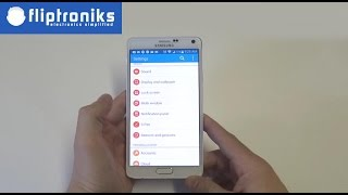 Samsung Galaxy Note 4: Adding Custom Ringtones - Fliptroniks.com