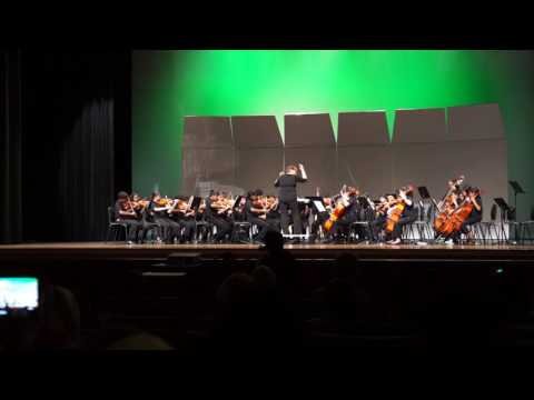 2016-10 Autumn Fowler Concert Intermediate Orchestra Autumn Vows