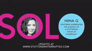 Stutterer Interrupted: Becoming a Stuttering Stand Up Comedian