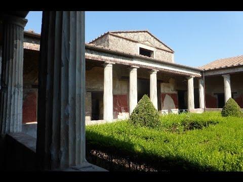 House of menander casa del menandro scavi di pompei for Casa di piantagioni del sud