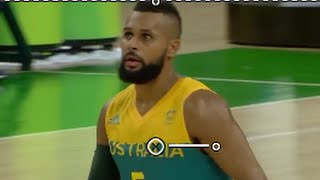 ريو 2016 - كرة السلة: صربيا 80 - 95 أستراليا