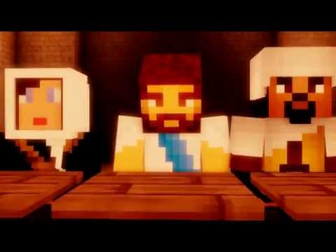Christ Craft (Minecraft Bible Story Machinima) from YouTube · Duration:  3 minutes 12 seconds