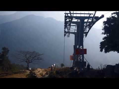 Manakamana Cablecar Nepal Back To station