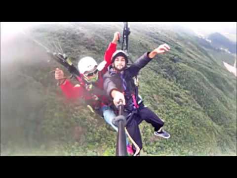 Paragliding in Fujian