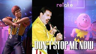 QUEEN - DON'T STOP ME NOW Cartoon Dance Mix