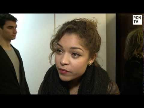 Antonia Thomas Interview - Northern Soul & Sunshine of Leith
