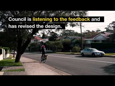 Walking and cycling improvements: South Coogee to Kingsford