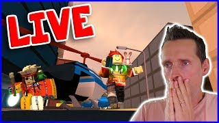 Roblox Live Stream with CaptainJack and Friends!
