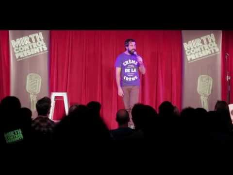 Yianni Showreel (performed at Soho Theatre)