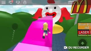 Main Roblox Escape DRI KFC
