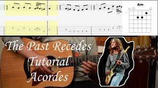 The Past Recedes - John frusciante - Guitar cover tutorial - Solo TAB