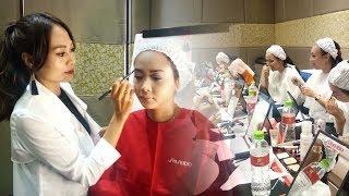 Beauty Workshop Oleh Shiseido Ginza Tokyo | Make Up Natural