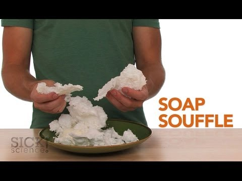 Soap Souffle - Sick Science! #185
