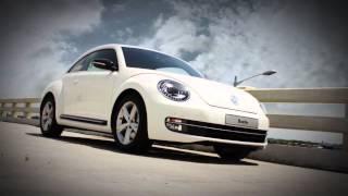 Пародия на TopGear: Mitsubishi Lancer 7, Volkswagen Beetle, Hummer H2.