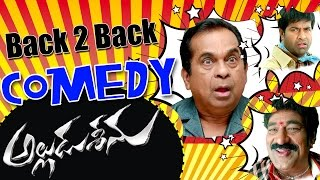 Alludu Seenu Back to Back Comedy Scenes || Brahmanandam, Venela Kishore, Ravi babu