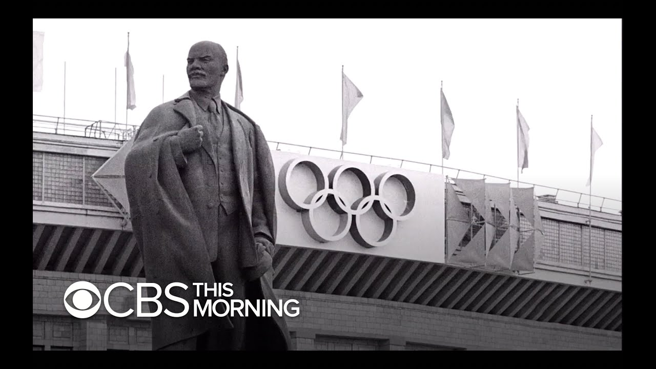 A look back at the years the Olympics were called off