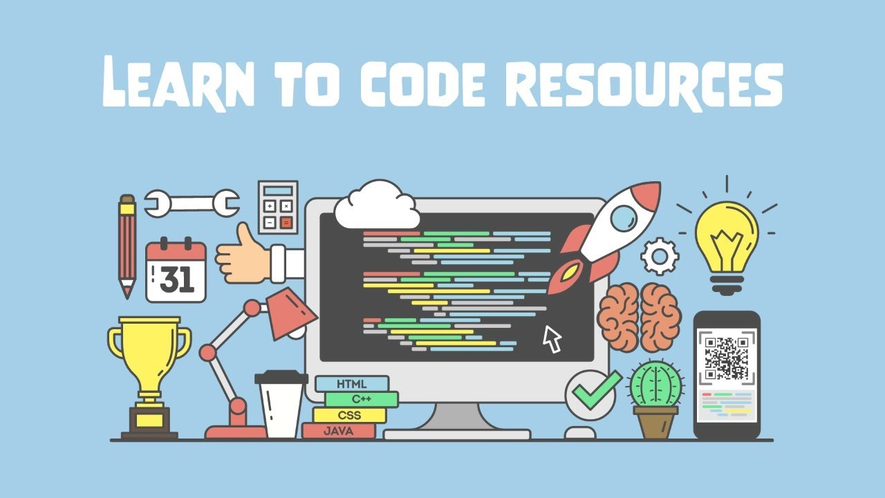 Learn To Code Resources