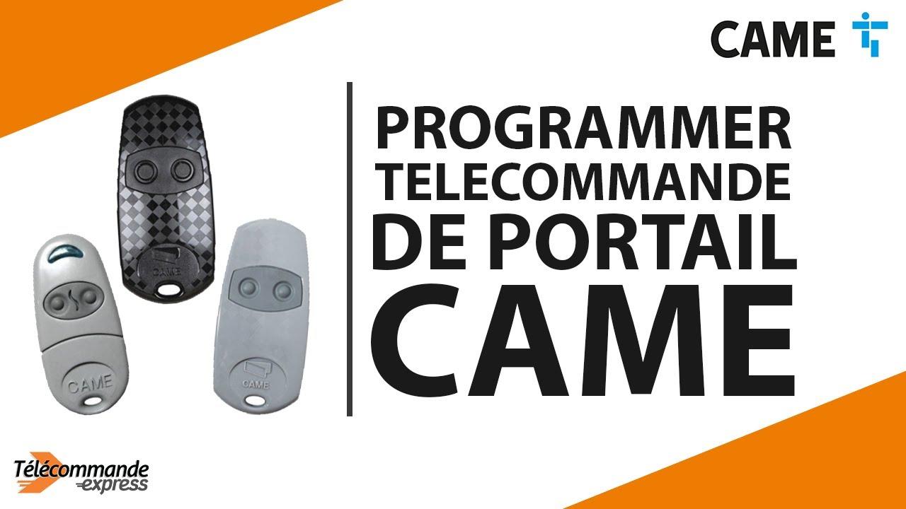 Combin/é de copie compatible pour Came 432EV ; t/él/écommande /à code roulant pour porte de garage et portail
