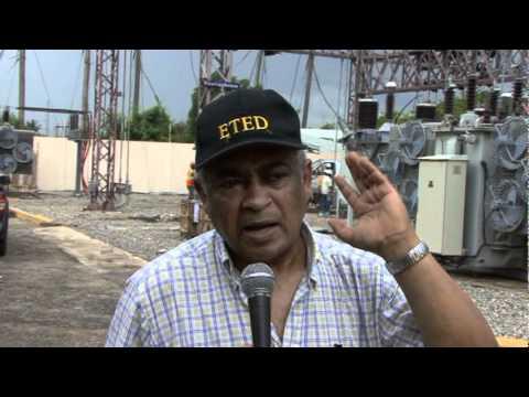 ETED concluyó trabajos líneas Hainamosa --Los Mina y Los Mina-- Arroyo Hondo-Palamara