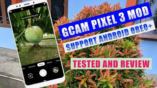 Gcam Pixel 3  UHD 4k Support Android Oreo | Tested Redmi Note 5 Pro