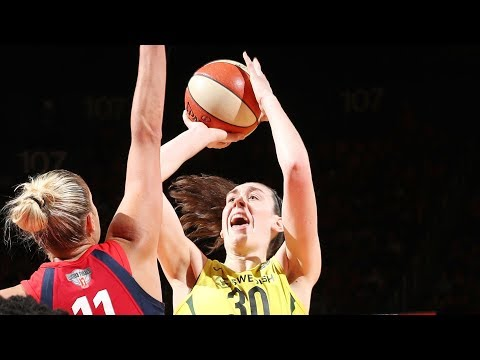 BEST of Breanna Stewart From Finals Game 3