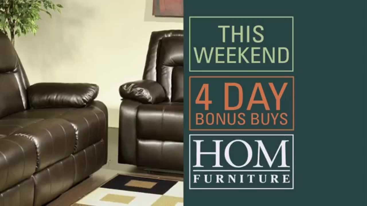 hom furniture 4 day sale youtube. Black Bedroom Furniture Sets. Home Design Ideas