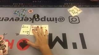 #6 Обзор главного события 1Б Artemis Poker Classic