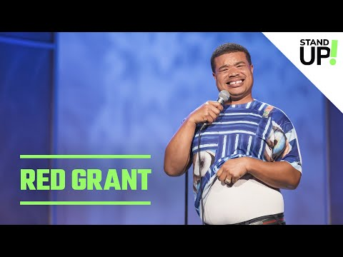 Comedian Red Grant Thinks His Kids Are Annoying Because They're Smart