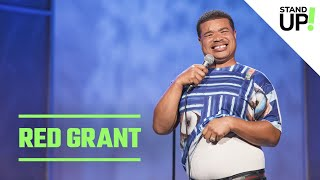 Comedian Red Grant Thinks His Kids Are Annoying Because They're Smart | JFL | LOL StandUp!