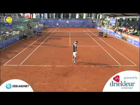Botic van de Zandschulp (NED) - Dennis Novak (AUT)