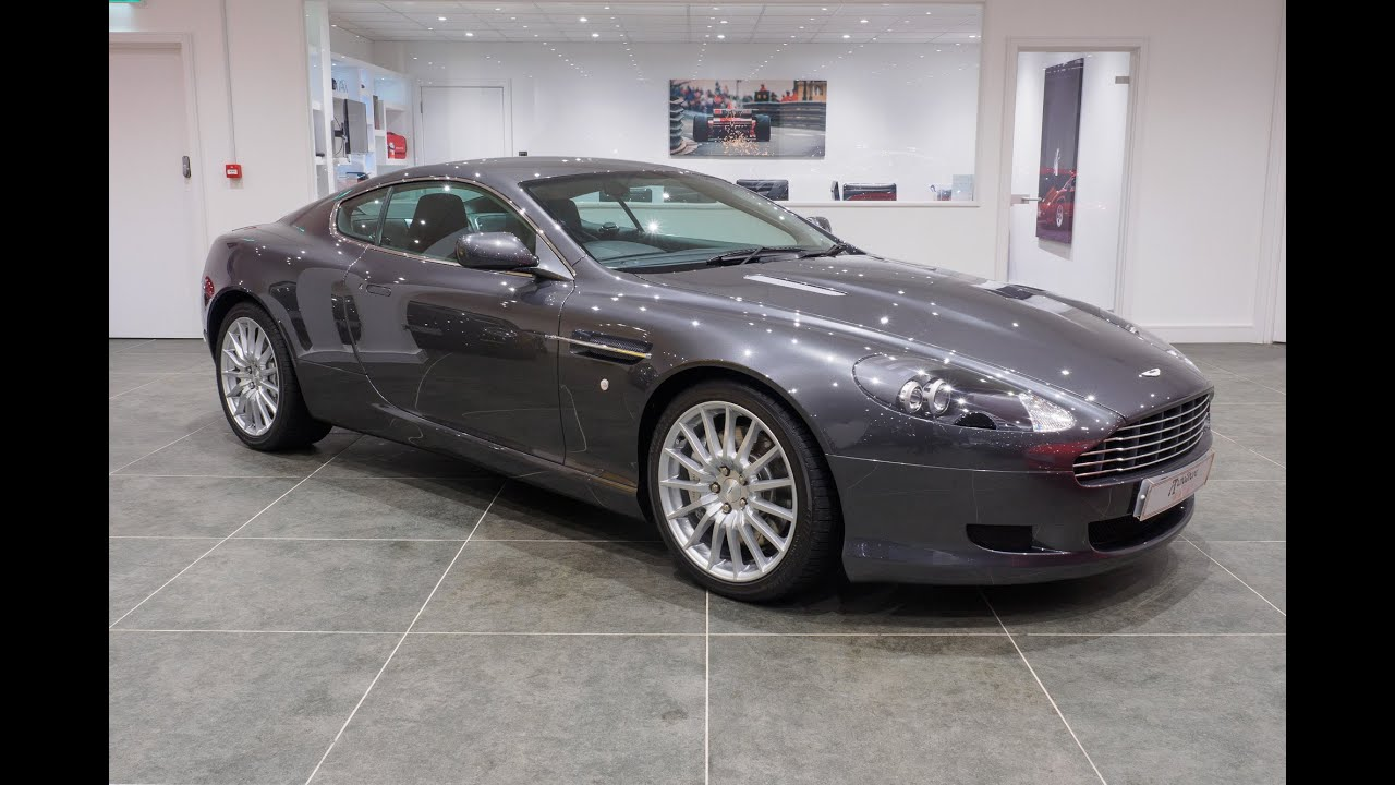 2005 Aston Martin Db9 For Sale At Autostore Youtube